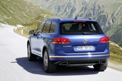 2014 Volkswagen Touareg 21