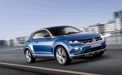 2014 Volkswagen T-ROC concept 1