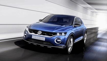 2014 Volkswagen T-ROC concept 4