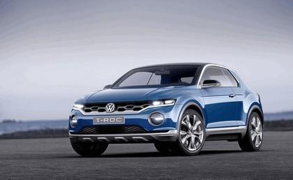 2014 Volkswagen T-ROC concept 8