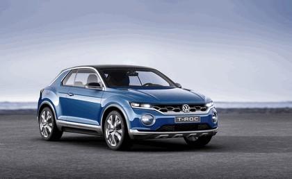 2014 Volkswagen T-ROC concept 9