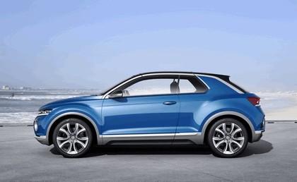 2014 Volkswagen T-ROC concept 10