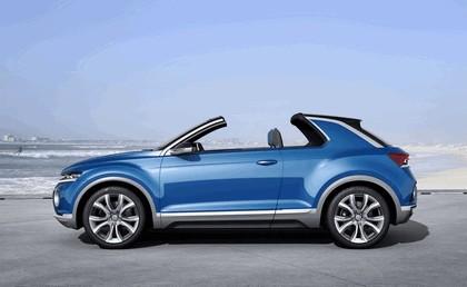 2014 Volkswagen T-ROC concept 11