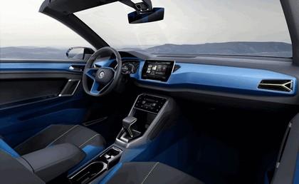 2014 Volkswagen T-ROC concept 13