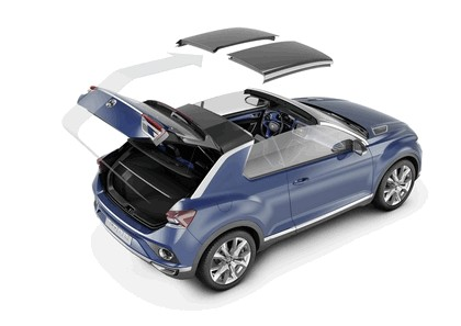 2014 Volkswagen T-ROC concept 17