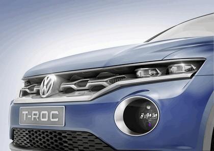 2014 Volkswagen T-ROC concept 18