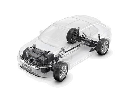 2014 Volkswagen T-ROC concept 19