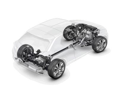 2014 Volkswagen T-ROC concept 20