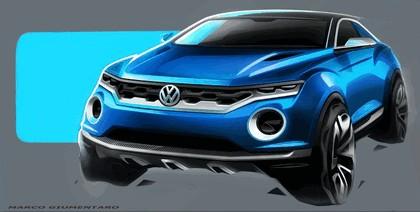 2014 Volkswagen T-ROC concept 22