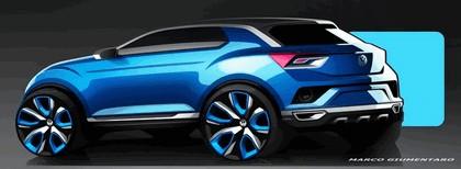 2014 Volkswagen T-ROC concept 23