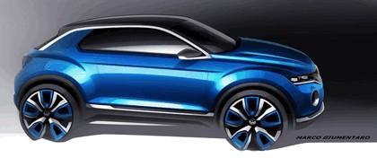 2014 Volkswagen T-ROC concept 24