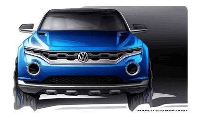 2014 Volkswagen T-ROC concept 26