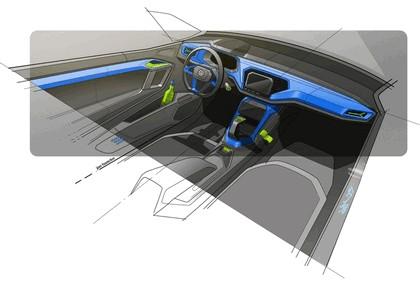 2014 Volkswagen T-ROC concept 29