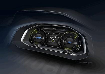 2014 Volkswagen T-ROC concept 30
