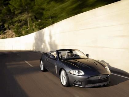 2007 Jaguar XKR convertible 1