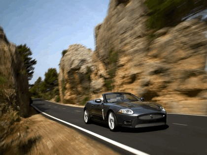 2007 Jaguar XKR convertible 2