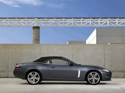 2007 Jaguar XKR convertible 10