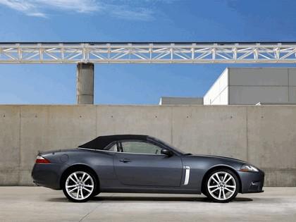 2007 Jaguar XKR convertible 11