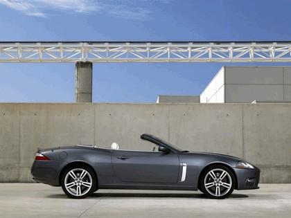 2007 Jaguar XKR convertible 12