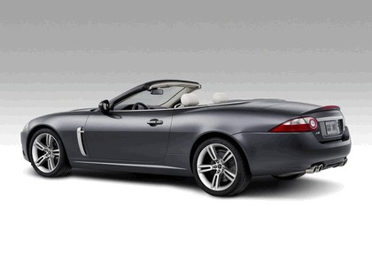 2007 Jaguar XKR convertible 20