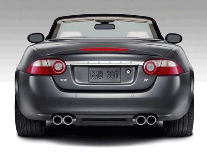 2007 Jaguar XKR convertible 22