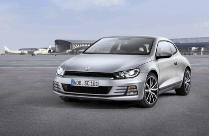 2014 Volkswagen Scirocco 2.0 TSI 1