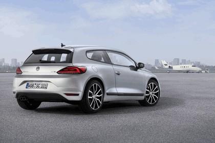 2014 Volkswagen Scirocco 2.0 TSI 2
