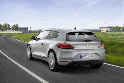 2014 Volkswagen Scirocco 2.0 TSI 6