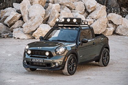 2014 Mini Paceman Adventure 1