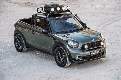 2014 Mini Paceman Adventure 44