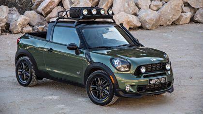2014 Mini Paceman Adventure 5
