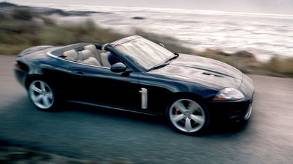 2007 Jaguar XKR Portfolio 6