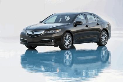2014 Acura TLX 4