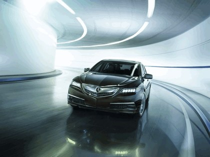 2014 Acura TLX 18