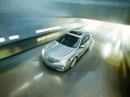 2014 Acura TLX 19
