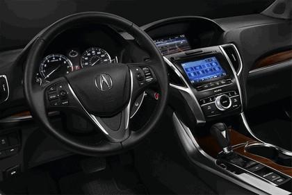 2014 Acura TLX 21