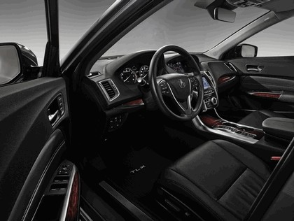 2014 Acura TLX 22