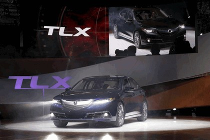 2014 Acura TLX 30