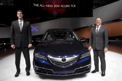 2014 Acura TLX 35