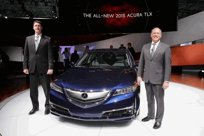 2014 Acura TLX 36