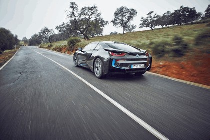 2015 BMW i8 7