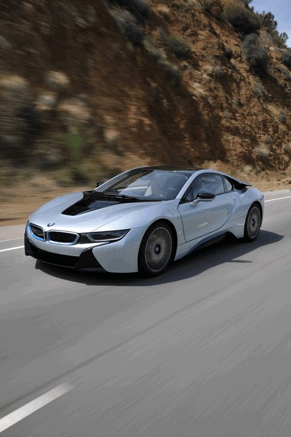 2015 BMW i8 34