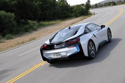 2015 BMW i8 36