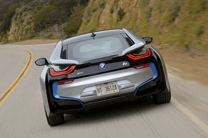2015 BMW i8 40