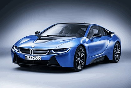 2015 BMW i8 Pure Impulse 1