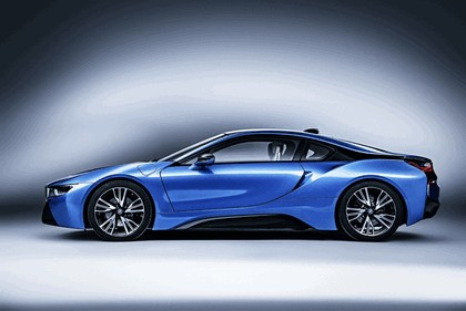 2015 BMW i8 Pure Impulse 2
