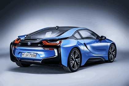2015 BMW i8 Pure Impulse 3