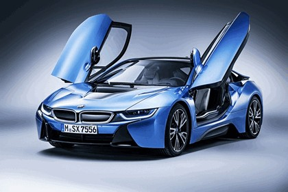 2015 BMW i8 Pure Impulse 4
