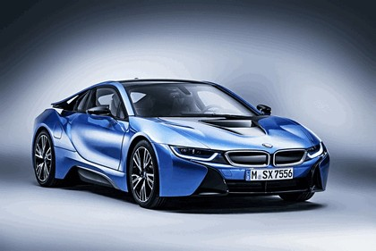 2015 BMW i8 Pure Impulse 7