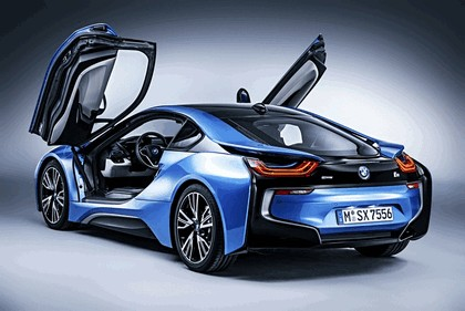 2015 BMW i8 Pure Impulse 11